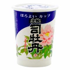 清酒 司牡丹 土佐司牡丹 ほろよい カップ 180ml