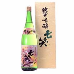 清酒 七笑 純米吟醸 1800ml