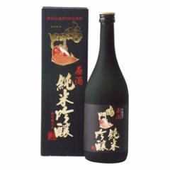 清酒 鳴門鯛 純米吟醸原酒 720ml