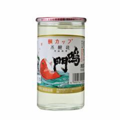 清酒 鳴門鯛 タイカップ 180ml