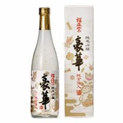 清酒 福正宗 純米吟醸 豪華(純金箔入) 720ml