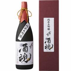 清酒 宮崎本店 純米大吟醸宮の雪「酒魂」 1800ml