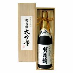 清酒 賀茂鶴 純米大吟醸 大吟峰 DK−A1 1800ml