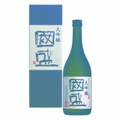 清酒 國盛 超特撰 大吟醸 箱入 720ml