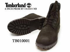 ティンバーランド TimberlandICON 6IN PREM BT DKBRNNBアイコン シックスインチ プレミアムブーツ10001:DARKCHOCOLATE【メンズ】【ブーツ