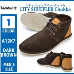 Timberland ティンバーランド/A12K7/CITY SHUFFLER Chukka/シティ シャッフラー チャッカ/メンズ ショートブーツ チャッカブーツ カ
