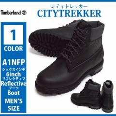 Timberland/ティンバーランド/A1NFP/CITYTREKKER 6inch Reflective Boot/シティトレッカー シックスインチ リフレクティブ ブーツ/メ