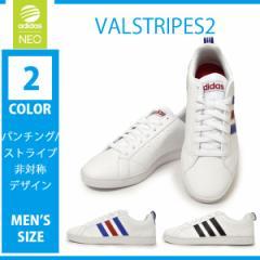 adidas neo アディダス ネオVALSTRIPES2 バルストライプス2F99255:ランニングホワイト ブルー パワーレッドF99256:ランニングホワイト コ