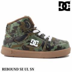DC shoes ディーシー シューズ/ /ADTS700042/DT161004/ /REBOUND SE UL SN/リバウンド SE UL SN /キッズ ジュニア 子供靴 スニーカー