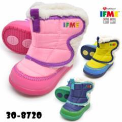 IFME イフミー   30-8720  BOOTS ブーツ  キッズ ジュニア ベビー 子供靴 ショートブーツ ミドル丈 ウィンターシューズ カジュアル