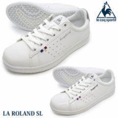 le coq sportif ルコックスポルティフ/ /QL1LJC16WG/QL1LJC16WH/ /LA ROLAND SL/ラ ローラン SL /ユニセックス メンズ レディース ス