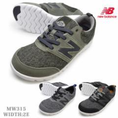 new balance ニューバランス/ /MW315 NY/DK/ER / /メンズ スニーカー ローカット レースアップシューズ 紐靴 運動靴 ランニング ジョ