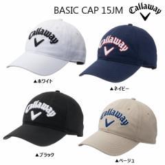キャロウェイ BASIC Cap 15JM 247-6984004 キャップ