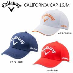 2016年 キャロウェイ CALIFORNIA Cap 247-6984010 キャップ
