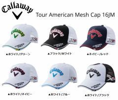 2016年 キャロウェイ Tour American Mesh Cap 247-6984042 キャップ