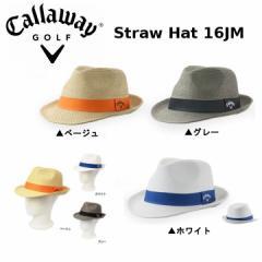 2016年 キャロウェイ Straw Hat 247-6991018 ストローハット