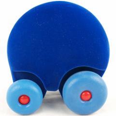 布のおもちゃ 0歳 1歳 2歳 赤ちゃん ベビー 誕生日プレゼント 誕生日 男の子 男 女の子 女 出産祝い ラバブ マスコットカー ブルー