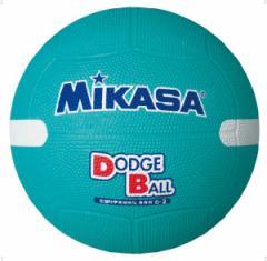 ミカサ(MIKASA) 教育用白線入りドッジボール2号 ハントドッチ ボール D2W-G