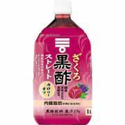 【ミツカン ざくろ黒酢 ストレート 1L】[代引選択不可]