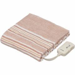 電気しき毛布 140×80cm 電気毛布 敷き毛布 毛布 電気 暖房 布団 EHB-1408-T アイリスオーヤマ 送料無料