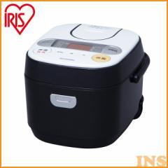 炊飯器 3合 銘柄炊き ジャー炊飯器 RC-MA30-B アイリスオーヤマ 送料無料