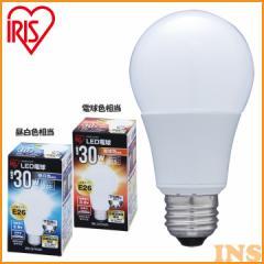 LED電球 一般電球タイプ 325lm LDA3N-G-3T2・LDA3L-G-3T2・昼白色・電球色 アイリスオーヤマ【●2】