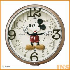 【時計 掛け時計】セイコークロック ディズニー ミッキー 掛時計【Disney おしゃれ かわいい 子供 ミッキー】保土ヶ谷 FW576B【TC】【送