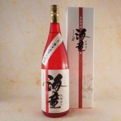 父の日 ギフト 芋焼酎 海童 祝の赤 25° 化粧箱入れ 1800ml 鹿児島県 濱田酒造