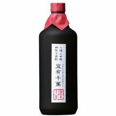 お歳暮 ギフト 米焼酎 八海山 はっかいさん 本格粕取焼酎 宜有千萬 よろしくせんまんあるべし 40° 720ml