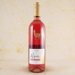 お中元 夏のギフト サンタ・ヘレナ アルパカ ロゼ 750ml チリ ロゼワイン