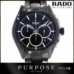 ラドー RADO ハイパークローム クロノグラフ R32275152 メンズ 腕時計 セラミック メンズ 【中古】時計