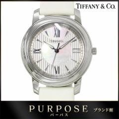 展示品 ティファニー TIFFANY&Co. マーク ラウンド レディース 腕時計 Z0046 17 10A91A40A ウォッチ 【中古】 【中古】時計