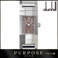ダンヒル dunhill ダンヒリオン レディース 腕時計 グレー 文字盤 クォーツ ウォッチ 【中古】 【中古】時計