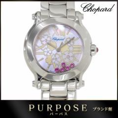 4a90be3121 ショパール Chopard ハッピースポーツ マーク2 ブロッサム レディース 腕時計 27/8509 【中古】時計
