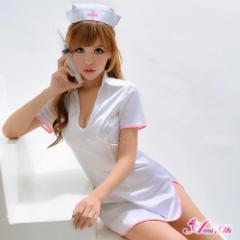 ナース ハロウィン コスプレ ナース服 コスプレ衣装 仮装 セクシー コスチューム 制服 看護婦 女医 団体