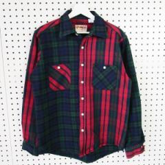 カムコ ヘビーウエイト フランネルシャツ ワーク シャツ 厚手 長袖 クレイジーカラー Camco Heavy Weight Flannel Work Shirts