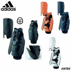 【2017モデル】アディダス AWT84 モールディング ライトウェイト キャディバッグ 9.5型 2.9kg 47インチ対応 adidas