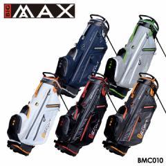 【2017年モデル】ビッグマックス BMC010 スタンド型 キャディバッグ 8.5型 2.2kg 46インチ対応 DRY LITE G BIG MAX