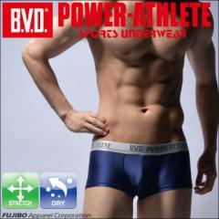 BVD POWER-ATHLETE ローライズボクサーパンツ スポーツアンダーウェア メンズPA300