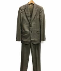 ジョルジオアルマーニ SIZE 44 (S) 3B スーツ ストライプ GIORGIO ARMANI メンズ 【中古】