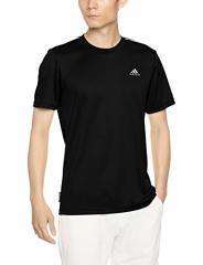 (アディダス)adidas トレーニングウェア SK ワンポイントTシャツ [メンズ] ELW58 CG2662 ブラック J/L