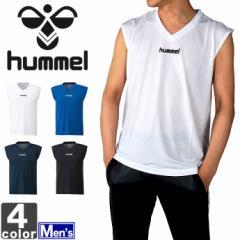 ヒュンメル【hummel】メンズ ノースリーブ インナー シャツ HAP5024 1603 紳士 男性
