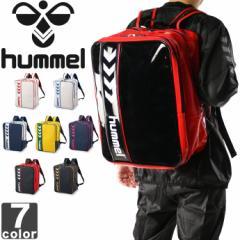 ヒュンメル【hummel】 エナメル バックパック HFB6064 1803 【メンズ】【レディース】