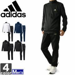 アディダス【adidas】メンズ エッセンシャル 3ストライプ ジャージ 上下セット DJP56 DJP57 1709 紳士 男性