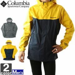 コロンビア【Columbia】2018年春夏 メンズ ワバシュ ジャケット PM5550 1805 トップス 長袖