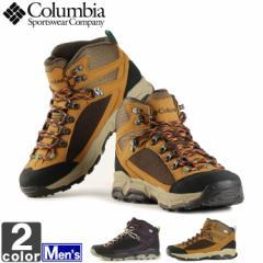 コロンビア【Columbia】メンズ トレッキングシューズ クレッセント ピーク YM5446 1805 登山 ハイカット