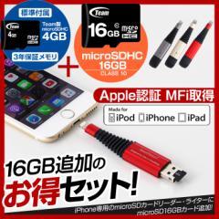 iPhone バックアップ USBメモリ microSD 16GB 容量不足 写真 連絡先 動画 データ コピー 保存 カードリーダー microSDカードリーダー iPa