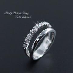 ピンキーリング レディース 指輪 小指 3号 5号 7号 ピンキー リング 可愛い アクセサリー 小指用 かわいい 女性 プレゼント ピンキー指輪