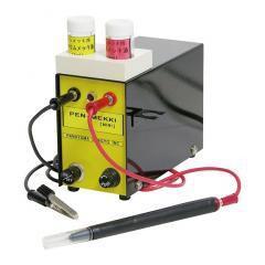 メッキ装置 ペンメッキ ミニ (HANAYAMA PEN-MEKKI MINI) メッキ加工 メッキ塗装 小型メッキ装置 表面処理