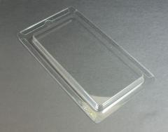 iPhone8 iPhone7 iPhone6ケース用 スライドブリスターパック クリア 500PC